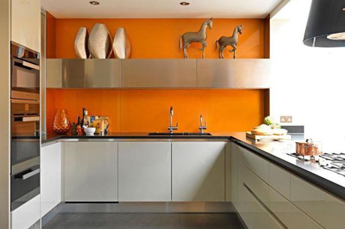 Варианты сочетания цветов в оформлении кухни