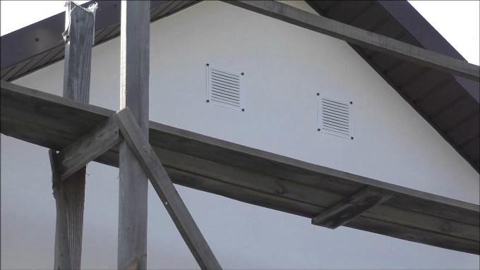 Установка вентиляционной решетки цена