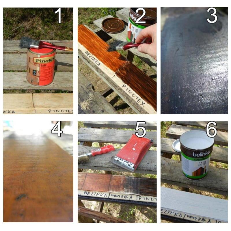 Как сделать рельеф старины и многослойную окраску дерева