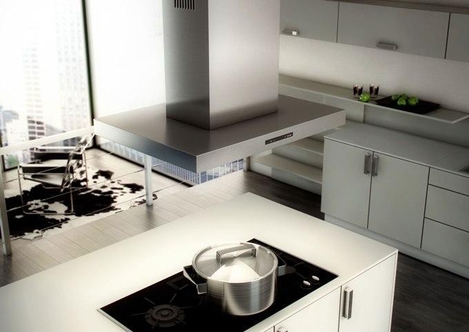 Дополнительные функции кухонных вытяжек