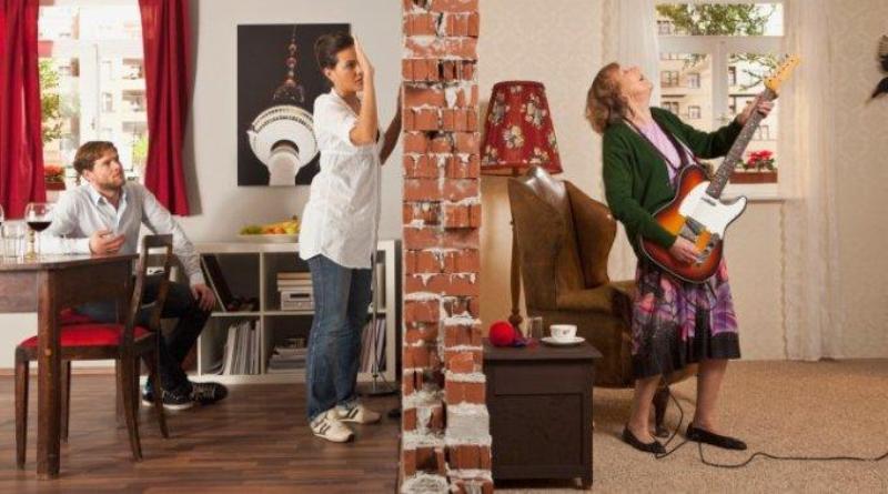 Шумоизоляция квартиры своими руками