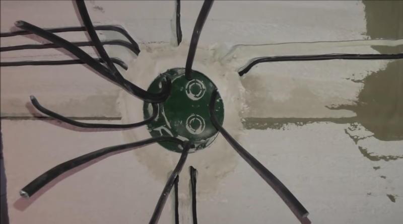 Электропроводка в доме своими руками. Разводка электропроводки. Освещение