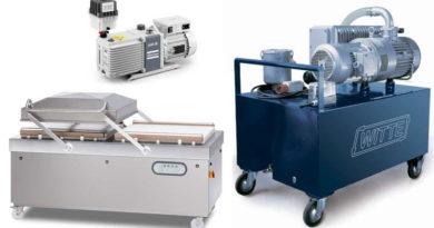 Современное вакуумное оборудование: виды, назначение, эксплуатация