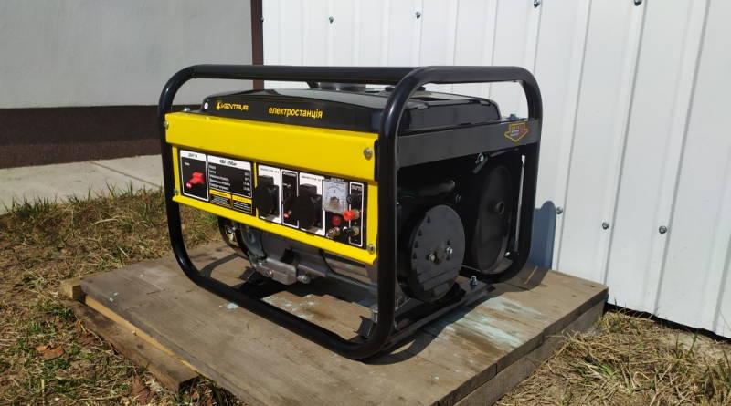Бензиновый генератор Кентавр КБГ-258аг