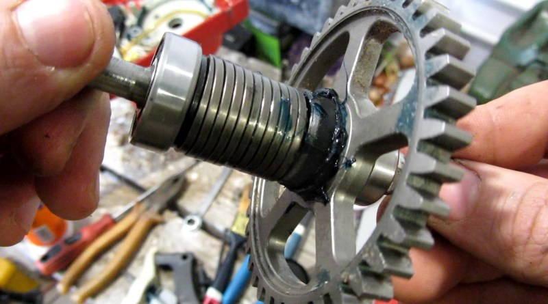Воет цепная электропила. Как исправить?